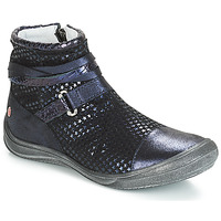 Sapatos Rapariga Botas GBB ROCHELLE Marinho