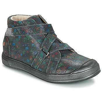Sapatos Rapariga Botas baixas GBB NADEGE Cinza / Estampado