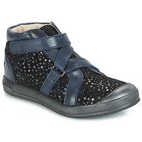 Sapatos Rapariga Sapatilhas de cano-alto GBB NADEGE Azul