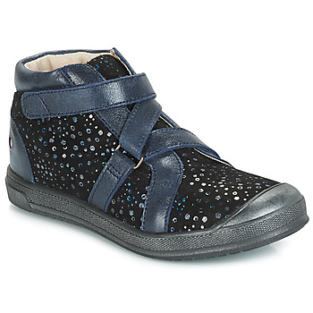 Sapatos Rapariga Botas baixas GBB NADEGE Preto