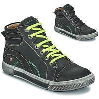 Sapatos Rapaz Sapatilhas de cano-alto GBB RALPH Cinza