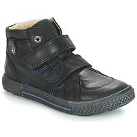 Sapatos Rapaz Sapatilhas de cano-alto GBB RANDALL Preto