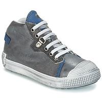 Sapatos Rapaz Botas baixas GBB RONALD Cinza