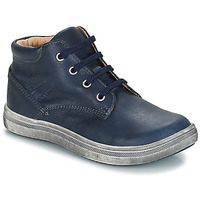 Sapatos Rapaz Botas baixas GBB NINO Azul