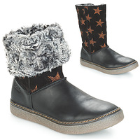 Sapatos Rapariga Botas Achile DUBROVNIK Preto