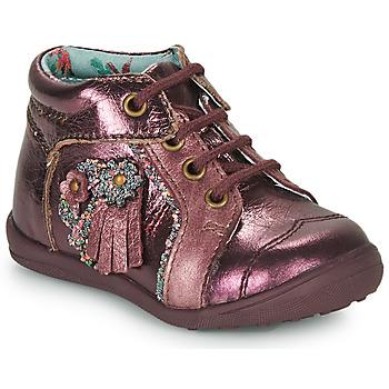 Sapatos Rapariga Botas baixas Catimini RAINETTE Bordô