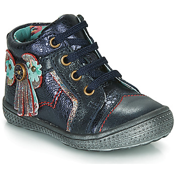 Sapatos Rapariga Botas baixas Catimini RHUBARBE Marinho