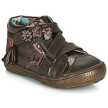 Sapatos Botas baixas Catimini ROQUETTE Castanho-cobre