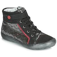 Sapatos Rapariga Botas baixas Catimini ROSIERE Branco / multicolor