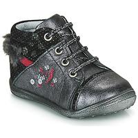 Sapatos Rapariga Botas baixas Catimini ROULETTE Prateado