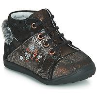 Sapatos Rapariga Botas baixas Catimini ROULETTE Preto