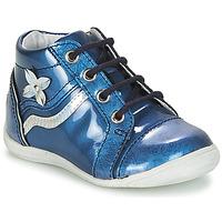 Sapatos Rapariga Botas baixas GBB SHINA Azul - estampado