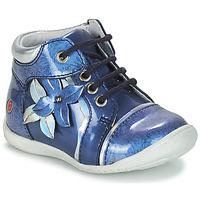 Sapatos Rapariga Botas baixas GBB SONIA Azul - estampado
