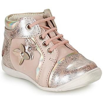 Sapatos Rapariga Botas baixas GBB SONIA Rosa - estampado
