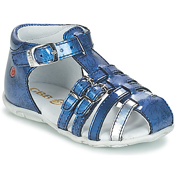 Sapatos Rapariga Sandálias GBB SAMIRA Azul