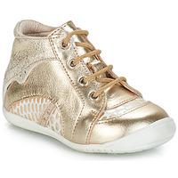 Sapatos Rapariga Botas baixas GBB SOPHIE Dourado