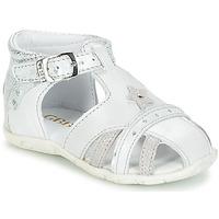 Sapatos Rapariga Sandálias GBB SUZANNE Prateado