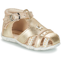 Sapatos Rapariga Sandálias GBB SUZANNE Dourado
