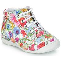 Sapatos Rapariga Botas baixas GBB SIDONIE Florido