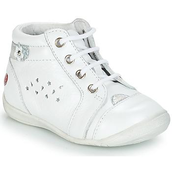 Sapatos Rapariga Botas baixas GBB SIDONIE Branco
