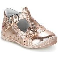 Sapatos Rapariga Sabrinas GBB SIXTINE Rosa / Dourado