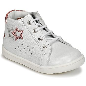 Sapatos Rapariga Sapatilhas GBB SABBAH Branco