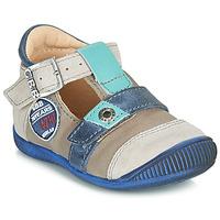 Sapatos Rapaz Sandálias GBB STANISLAS Azul