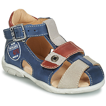 Sapatos Rapaz Sandálias GBB SULLIVAN Marinho