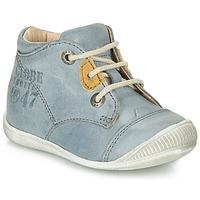 Sapatos Rapaz Botas baixas GBB SAMUEL Azul