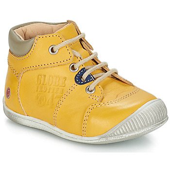 Sapatos Rapaz Botas baixas GBB SIMEON Amarelo