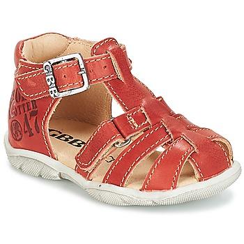 Sapatos Rapaz Sapatilhas GBB PRIGENT Ferrugem
