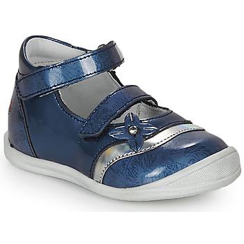 Sapatos Rapariga Sandálias GBB STACY Azul - estampado