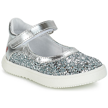 Sapatos Rapariga Botas baixas GBB SAKURA Prateado