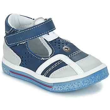 Sapatos Rapariga Sabrinas GBB SALVADORE Azul / Cinza