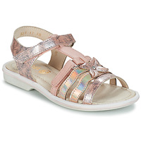 Sapatos Rapariga Sandálias GBB SCARLET Rosa