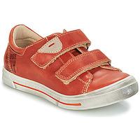 Sapatos Rapaz Sapatilhas GBB SEBASTIEN Vermelho
