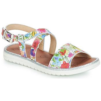 Sapatos Rapariga Sandálias GBB ADRIANA Multicolor