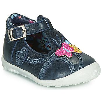 Sapatos Rapariga Botas baixas Catimini SOLEIL Marinho