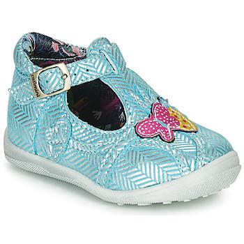 Sapatos Rapariga Botas baixas Catimini SOLEIL Azul - prateado