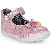 Sapatos Rapariga Sabrinas Catimini SITELLE Rosa / Prateado