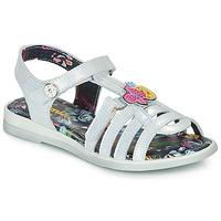 Sapatos Rapariga Sandálias Catimini SICALE Branco