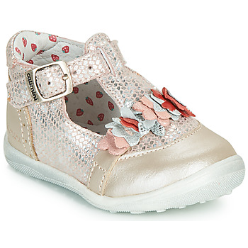 Sapatos Rapariga Botas baixas Catimini SALICORNE Rosa