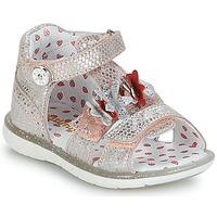 Sapatos Rapariga Sandálias Catimini STEVIA Rosa