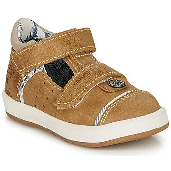 Sapatos Rapaz Sandálias Catimini SAUTERIAU Fauve