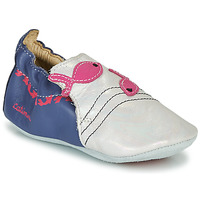 Sapatos Rapariga Chinelos Catimini SIRENE Marinho-branco