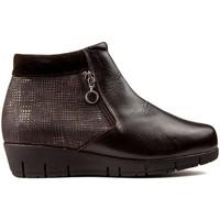 Sapatos Mulher Botins Dtorres BOTÕES DE DOTS THAIS marrom