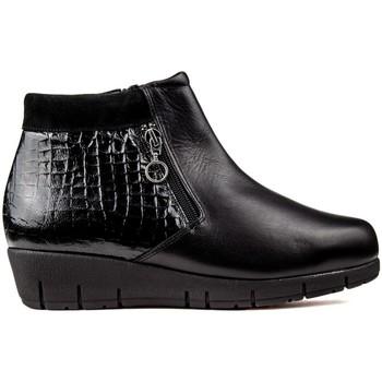 Sapatos Mulher Botins Dtorres BOTÕES DE DOTS THAIS preto