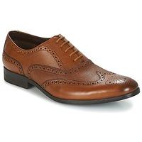 Sapatos Homem Richelieu Clarks GILMORE LIMIT Castanho