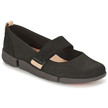 Sapatos Mulher Sabrinas Clarks TRI CARRIE Preto