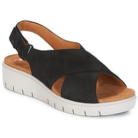 Sapatos Mulher Sandálias Clarks UN KARELY HAIL Preto